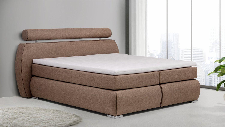 b famous cannes boxspringbett test 2018. Black Bedroom Furniture Sets. Home Design Ideas